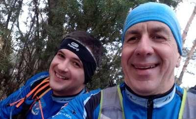 Biegacze z Iławy pokonali Puszczę Kampinoską z zachodu na wschód (52 km) [ZDJĘCIA]