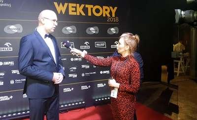 Krzysztof Kamiński z Wektorem 2018