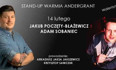 Stand-up Warmia / Jakub Poczęty-Błażewicz & Adam Sobaniec