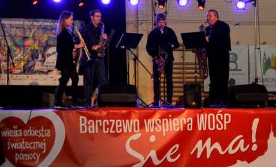 Barczewski WOŚP pobił kolejny rekord!