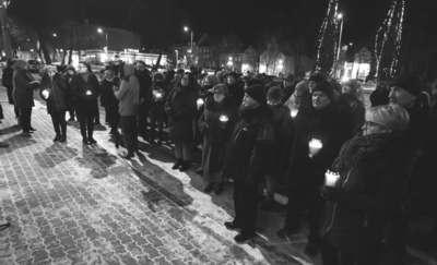 Warmia i Mazury oddały hołd zmarłemu Pawłowi Adamowiczowi