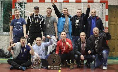 20 BBZ mistrzem Bartoszyc w futsalu! ZOBACZ ZDJĘCIA Z ZAKOŃCZENIA ROZGRYWEK