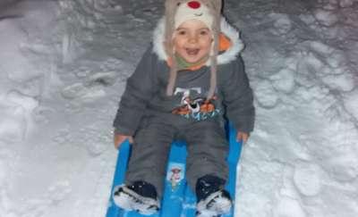 Zimowy Brzdąc: Nikodem Kurowicki