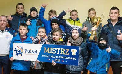 Mamy Mistrzów Polski. Młodzież Constractu najlepsza w całym kraju!
