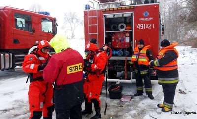 Nowy sprzęt strażaków zastąpi wysłużone skafandry