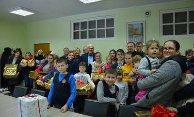 Paczki świąteczne trafiły do Polaków na Litwie