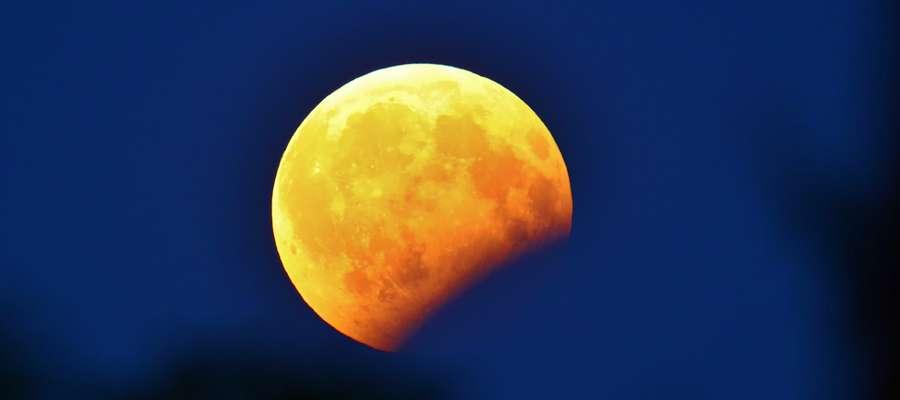 Całkowite Zaćmienie Księżyca w Truszczynach