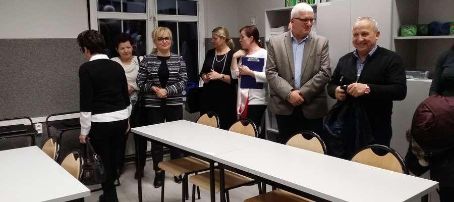 Nowe pracownie w szkole w Żurawcu otwarte [zdjęcia]