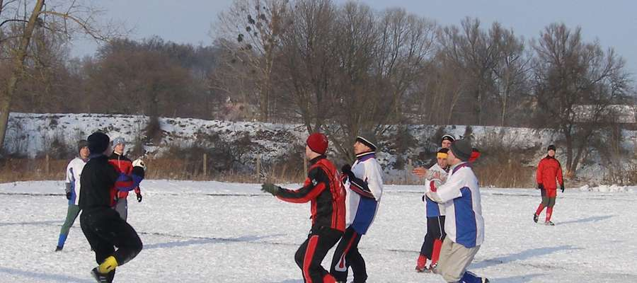 Zimowy turniej w Sępopolu — rok 2006