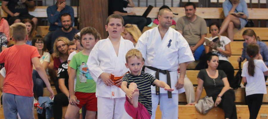 Zimowa Akademia Karate trwa do 25 stycznia