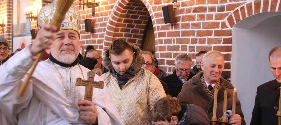 Święto Epifanii w Górowie Iławeckim