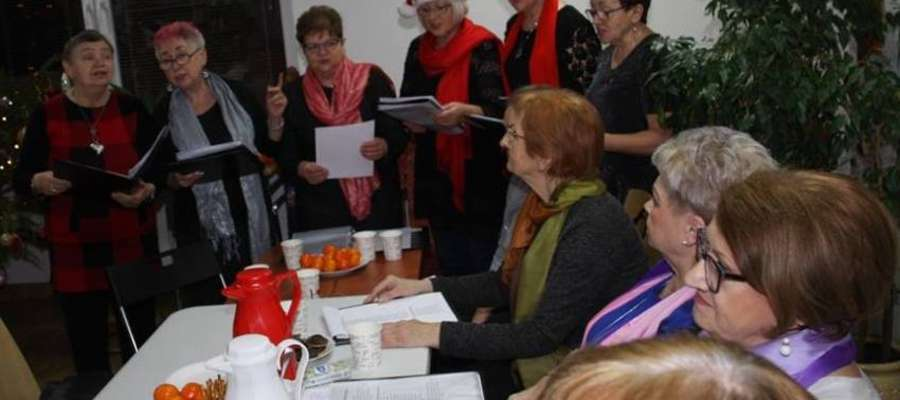 Spotkanie noworoczne odbyło się 8 stycznia