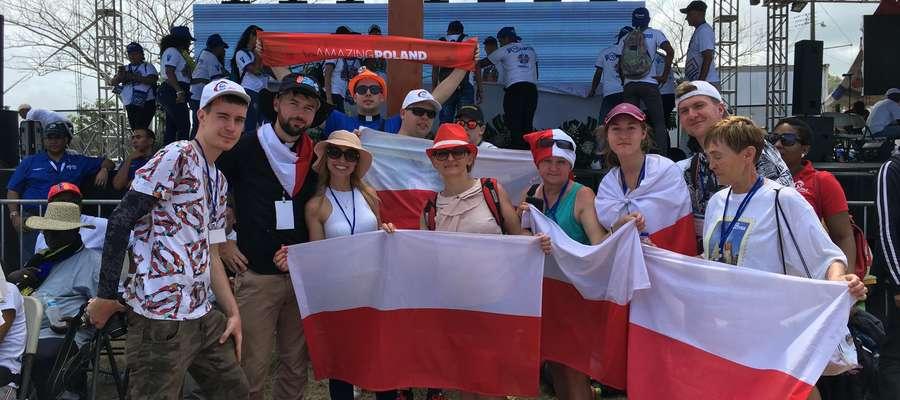 Polski, olsztyński akcent w Panamie