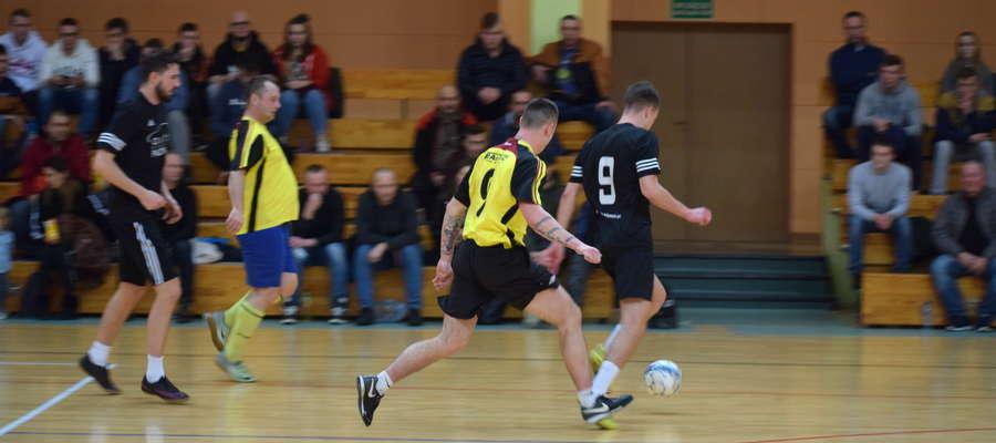 Mecz kolejki Auto Handel Paszynin - Futsal Prabuty