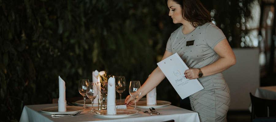 Ilona Jabłońska, the wedding planner