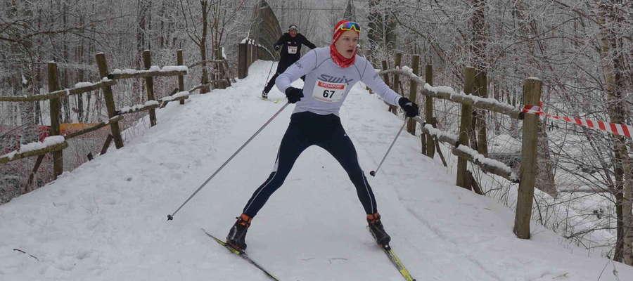 Wokół Góry Dylewskiej są dobre warunki do biegania na nartach