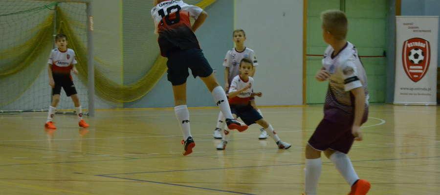 Będzie to drugi turniej organizowany przez AP Ostróda, pierwsi grali chłopcy z rocznika 2007