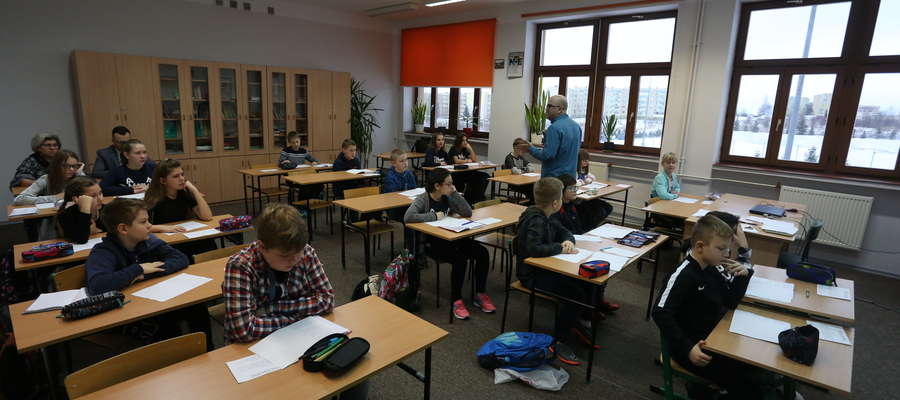 Uczniowie dzielili się swoimi spostrzeżeniami na temat hejtu i agresji