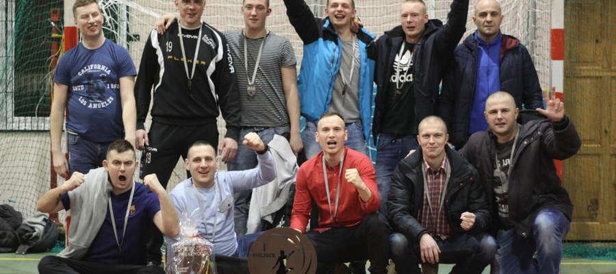 20 BBZ - nowi mistrzowie Bartoszyc w futsalu