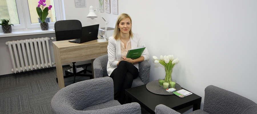 Joanna Bojar, psychodietetyk z Olsztyna