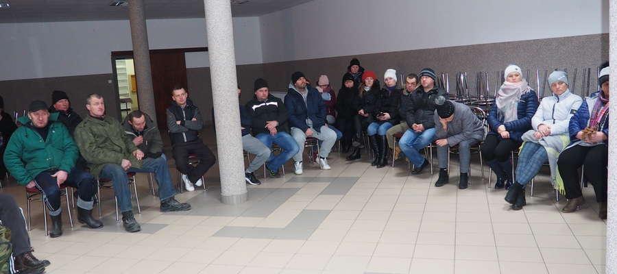 Mieszkańcy Rumoki nie chcą kurników w środku wsi