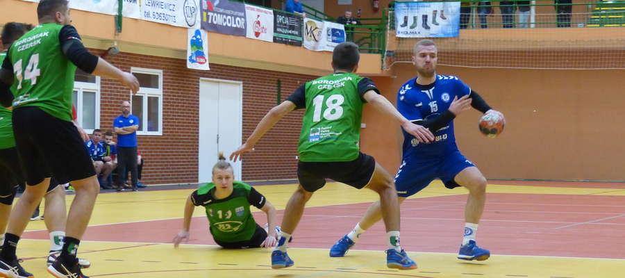 Jeziorak Iława pokonał na otwarcie rundy rewanżowej w II lidze Borowiaka Czersk