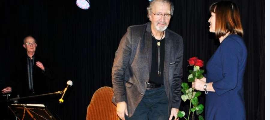 Krzysztof Daukszewicz rozbawił publiczność do łez