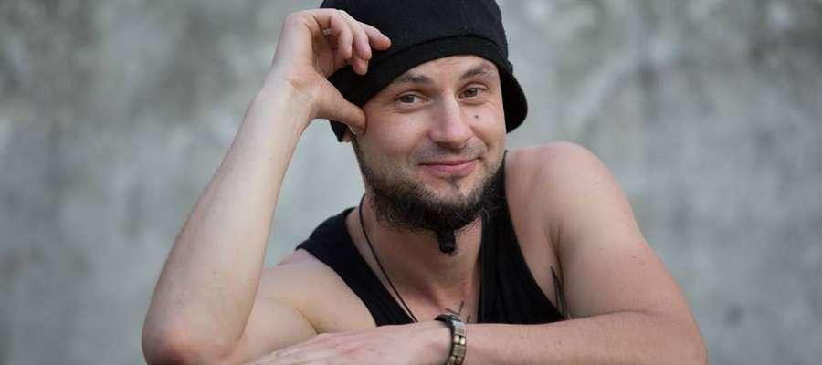 W styczniu Damian Syjonfam będzie w Reszlu promował swój najnowszy album