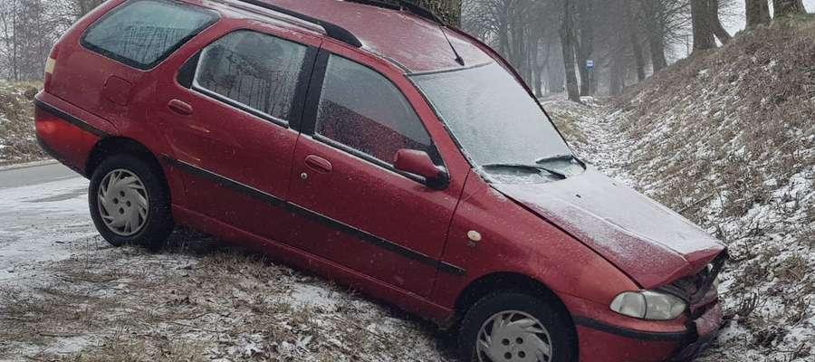 Wypadek w Lubominie