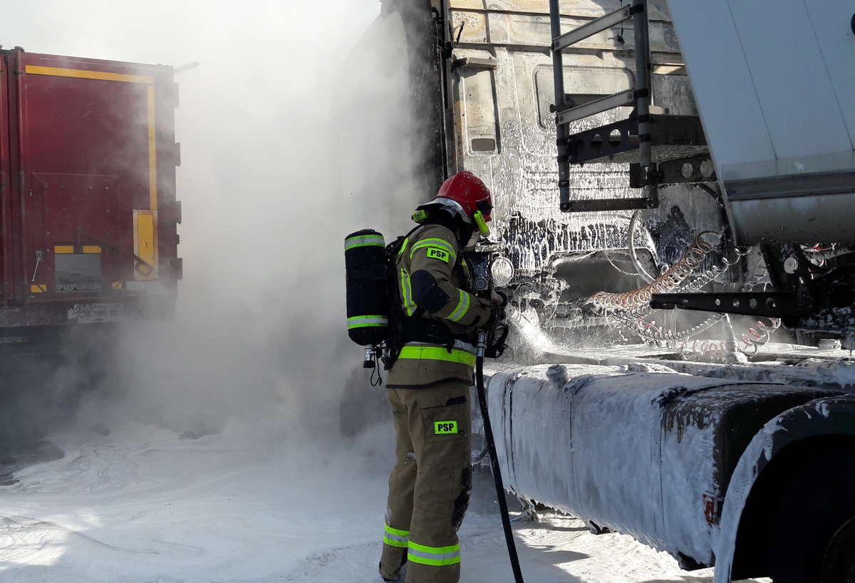 Pożar w Żytowie