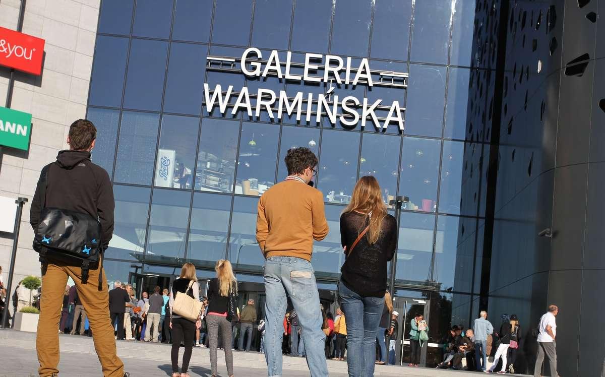 Galeria Warmińska i Aura: komunikat w sprawie koronawirusa  - full image
