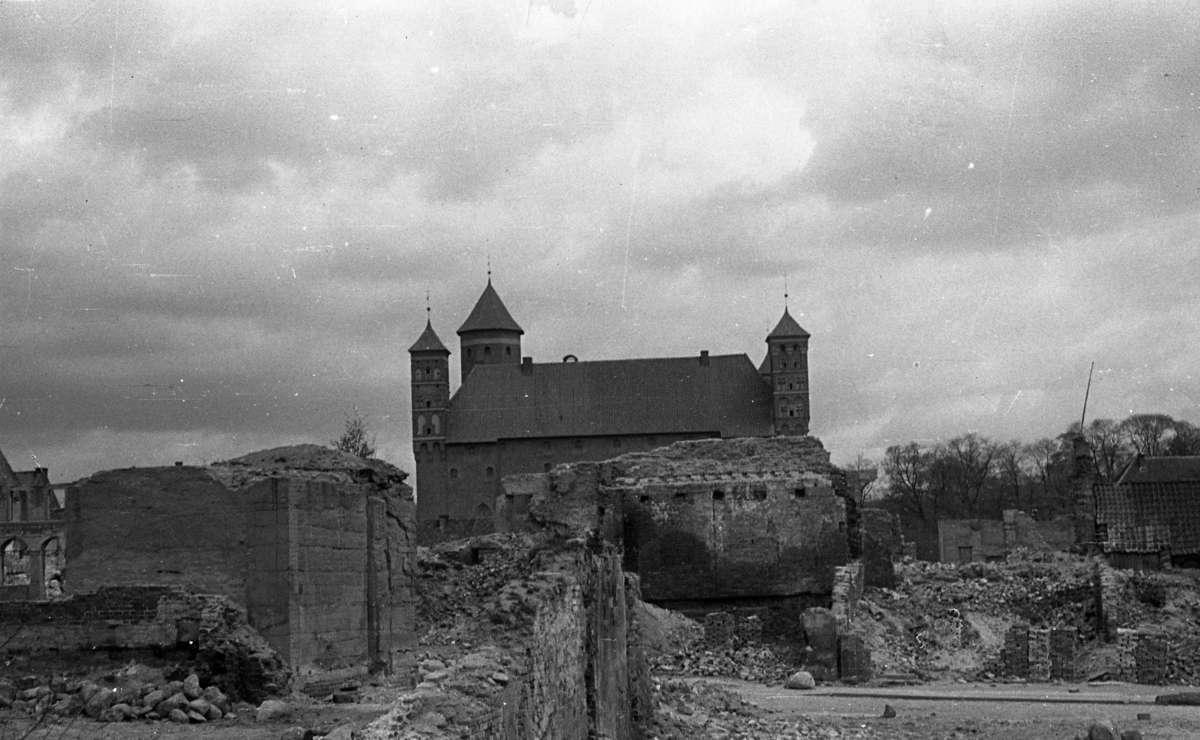 Lidzbark Warmiński w latach 50. w fotografii Władysława Ogrodzińskiego