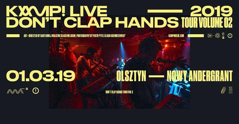 KAMP! Live Olsztyn w Nowym Andergrancie - full image