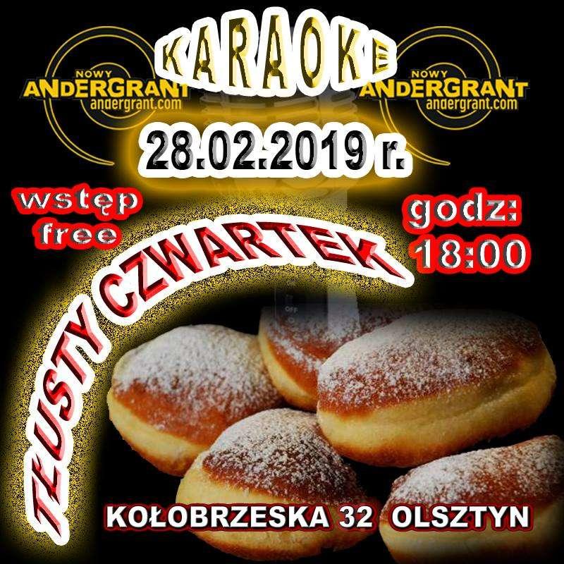 Karaoke w AnderGrancie - full image