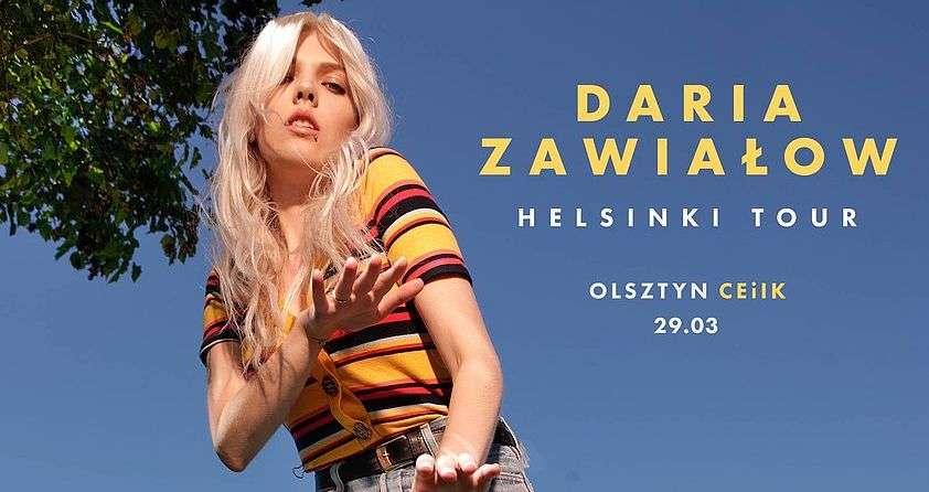 Daria Zawiałow w Olsztynie - full image