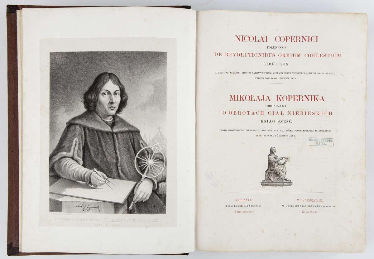 reprint Kopernika