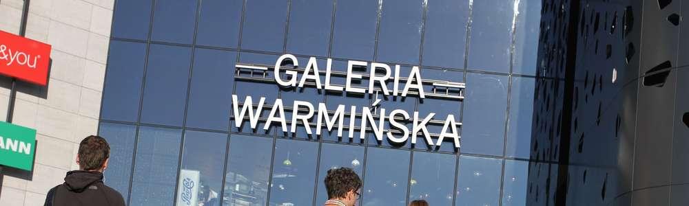Galeria Warmińska i Aura: komunikat w sprawie koronawirusa