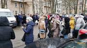 Znowu bomba w ratuszu? Kolejny alarm i ewakuacje w urzędach w Olsztynie [VIDEO, ZDJĘCIA]