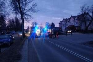 Trzech mężczyzn potrąconych na przejściu dla pieszych [AKTUALIZACJA]