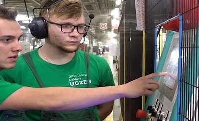 IKEA Industry Lubawa zaprasza do Akademii Rozwoju Ucznia