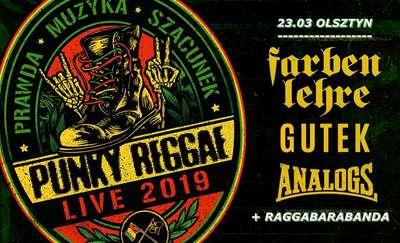 Punky Reggae live 2019