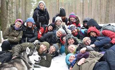 Dzikie Baby tropiły wilki