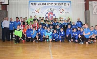 Olimpia Elbląg górą w drugim turnieju Cresovia Cup 2019