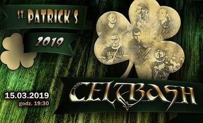 Koncert Celtbash - St. Patrick's 2019