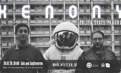 Xenony: Polish space program