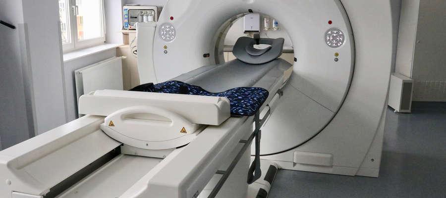 Zakład Diagnostyki Obrazowej dysponuje obecnie sprzętem diagnostycznym najnowszej generacji.