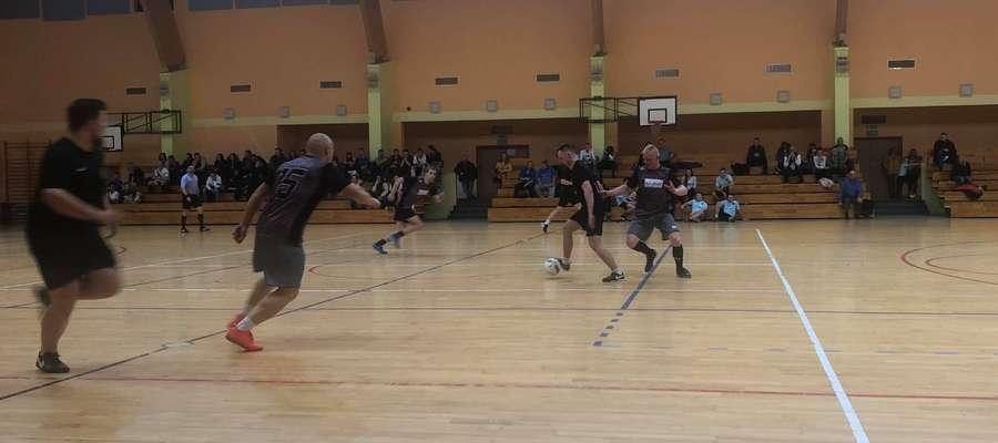 Zdjęcie z meczu Barański Drzwi - Futsal Prabuty 1-3
