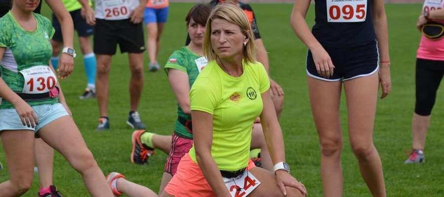 Na trzecim miejscu jest aktualnie (stan na niedzielę 24 lutego na godzinę 11.30) biegaczka z Susza Barbara Stępniak
