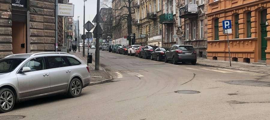 Ulica Mazurska