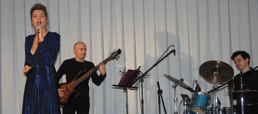 Joanna Aleksandrowicz zaśpiewała w Miejskim Centrum Kultury
